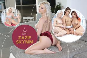 A day with Zazie Skymm