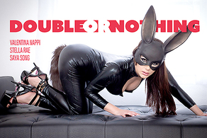 Double or Nothing with Valentina Nappi